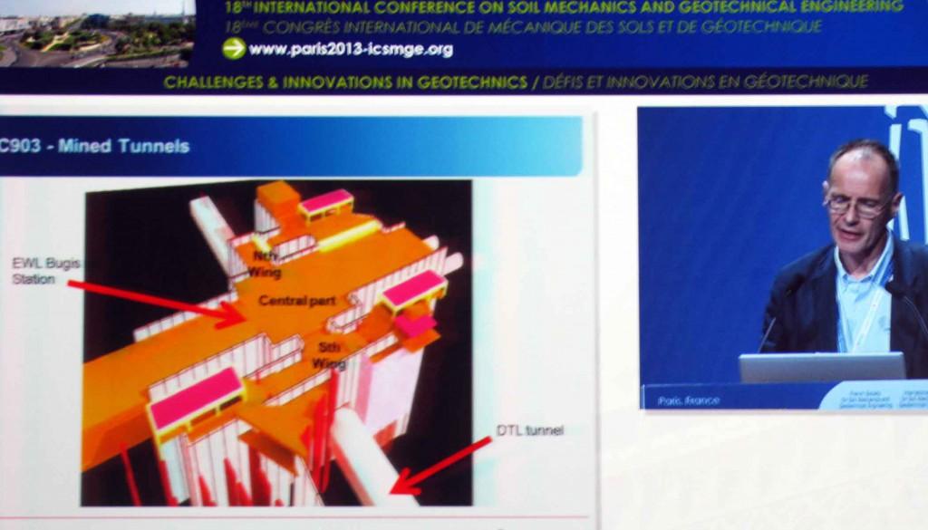A.Sim of Soletanche-Bachy presentation